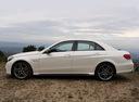 Фото авто Mercedes-Benz E-Класс W212/S212/C207/A207 [рестайлинг], ракурс: 90 цвет: белый