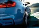Фото авто BMW M3 F80, ракурс: задние фонари