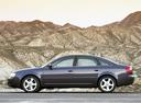 Фото авто Audi A6 4B/C5 [рестайлинг], ракурс: 90 цвет: коричневый