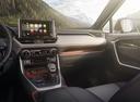 Фото авто Toyota RAV4 5 поколение, ракурс: торпедо