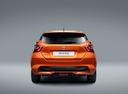 Фото авто Nissan Micra K14, ракурс: 180 цвет: оранжевый