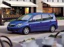 Фото авто Toyota Corolla Spacio 2 поколение, ракурс: 45