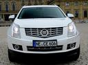 Фото авто Cadillac SRX 2 поколение [рестайлинг],  цвет: белый