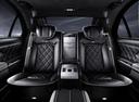 Фото авто Maybach 57 1 поколение [рестайлинг], ракурс: задние сиденья