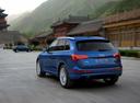 Фото авто Audi Q5 8R, ракурс: 135 цвет: синий
