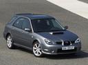 Фото авто Subaru Impreza 2 поколение [2-й рестайлинг], ракурс: 315 цвет: серый