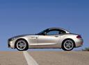 Фото авто BMW Z4 E89, ракурс: 90 цвет: бежевый