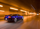 Фото авто Ford Mustang 5 поколение [рестайлинг], ракурс: 225 цвет: синий