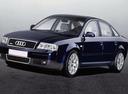 Фото авто Audi A6 4B/C5, ракурс: 45 цвет: синий