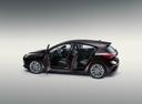 Фото авто Ford Focus 4 поколение, ракурс: 90 цвет: бордовый