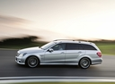 Фото авто Mercedes-Benz E-Класс W212/S212/C207/A207, ракурс: 90 цвет: серебряный