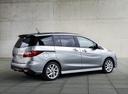 Фото авто Mazda 5 CW, ракурс: 225 цвет: серебряный