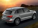 Фото авто Audi Q5 8R [рестайлинг], ракурс: 225 цвет: серый