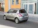 Фото авто Suzuki Swift 4 поколение [рестайлинг], ракурс: 135 цвет: серый