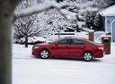 Фото авто Toyota Camry XV40 [рестайлинг], ракурс: 90 цвет: красный
