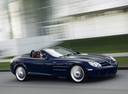Фото авто Mercedes-Benz SLR-Класс C199, ракурс: 270