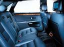 Фото авто Audi A8 D2/4D [рестайлинг], ракурс: задние сиденья
