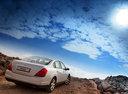 Фото авто Nissan Teana J31, ракурс: 225 цвет: серебряный