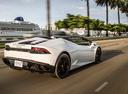 Фото авто Lamborghini Huracan 1 поколение, ракурс: 225 цвет: белый