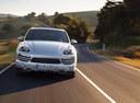 Фото авто Porsche Cayenne 958,  цвет: серебряный