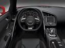 Фото авто Audi R8 1 поколение [рестайлинг], ракурс: рулевое колесо