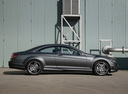 Фото авто Mercedes-Benz CL-Класс C216, ракурс: 270 цвет: серый