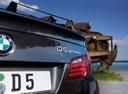 Фото авто Alpina D5 F10/F11, ракурс: задняя часть