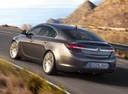 Фото авто Opel Insignia A [рестайлинг], ракурс: 135 цвет: серый