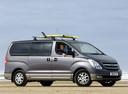 Фото авто Hyundai H-1 Grand Starex, ракурс: 315 цвет: серый