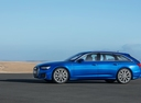 Фото авто Audi A6 C8, ракурс: 90 цвет: синий