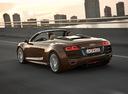 Фото авто Audi R8 1 поколение, ракурс: 135 цвет: коричневый