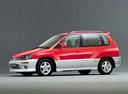Фото авто Mitsubishi Space Runner 2 поколение, ракурс: 90