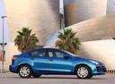 Фото авто Mazda 3 BL [рестайлинг], ракурс: 270 цвет: синий
