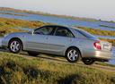 Фото авто Toyota Camry XV30, ракурс: 135 цвет: серебряный