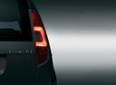 Фото авто Skoda Roomster 1 поколение, ракурс: задние фонари