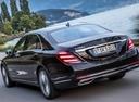 Фото авто Mercedes-Benz S-Класс W222/C217/A217 [рестайлинг], ракурс: 135 цвет: черный