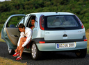 Фото авто Opel Corsa C, ракурс: 180