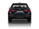 Фото авто BMW 5 серия G30, ракурс: 180 - рендер цвет: синий