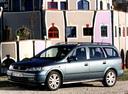 Фото авто Opel Astra G, ракурс: 45 цвет: серый
