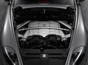 Фото авто Aston Martin DB9 1 поколение [рестайлинг], ракурс: двигатель