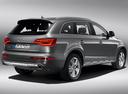 Фото авто Audi Q7 4L [рестайлинг], ракурс: 225 цвет: серый