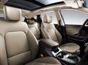 Фото авто Hyundai Santa Fe DM, ракурс: салон целиком