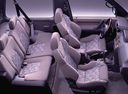 Фото авто Mitsubishi Montero 2 поколение [рестайлинг], ракурс: салон целиком