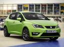 Фото авто SEAT Ibiza 4 поколение [рестайлинг], ракурс: 315 цвет: зеленый