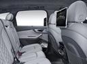 Фото авто Audi SQ7 4M, ракурс: задние сиденья