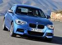Фото авто BMW 1 серия F20/F21,  цвет: синий