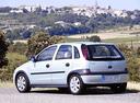 Фото авто Opel Corsa C, ракурс: 90