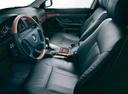 Фото авто BMW 5 серия E39 [рестайлинг], ракурс: сиденье