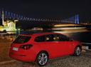 Фото авто Opel Astra J, ракурс: 225 цвет: красный