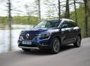 Фото авто Renault Koleos 2 поколение, ракурс: 45 цвет: синий